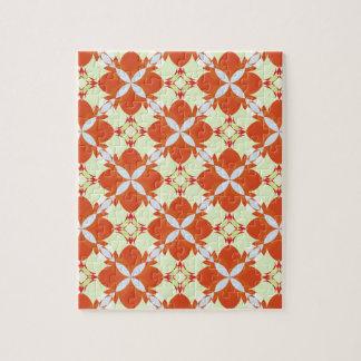 Citrus Avunclover Nostaligic Pattern Puzzles