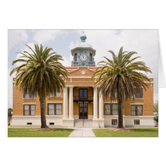 Citrus County Florida Courthouse Greeting Card