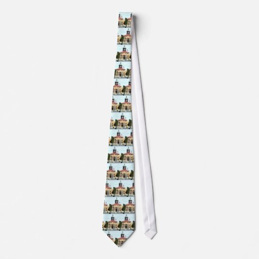 Citrus County Old Courthouse. Tie