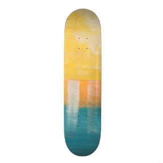 Citrus Fields I Skateboard