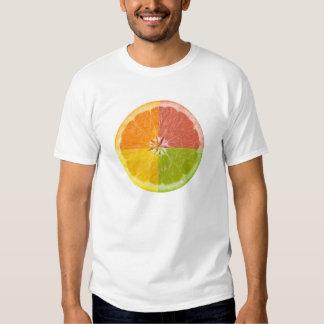 """""""Citrus Fruit""""  All mixed up tee shirt!"""
