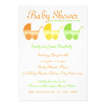 Citrus Fruit Baby Shower Cards