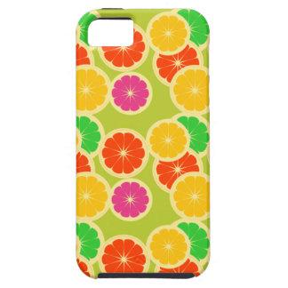 Citrus Fruit Iphone Case Orange Lemon Lime Grapefr