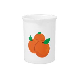 Citrus Fruit Pitcher