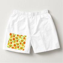 Citrus Fruit Pop Boxers