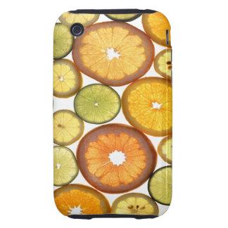 Citrus Fruit Slices Blackberry Curve Case-Mate Cas iPhone 3 Tough Case