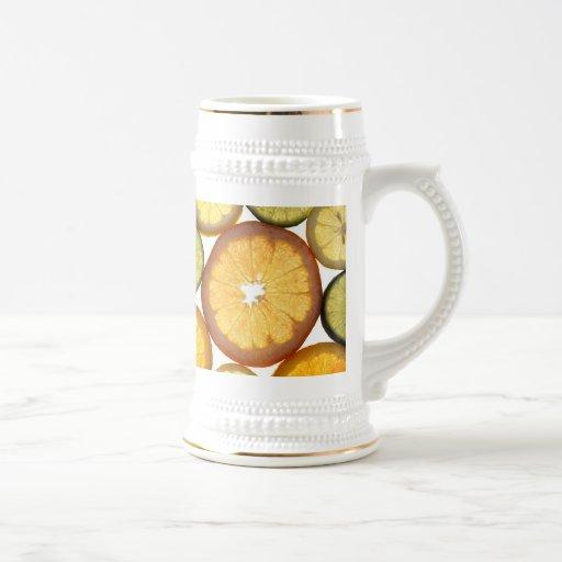Citrus Fruits Coffee Mug