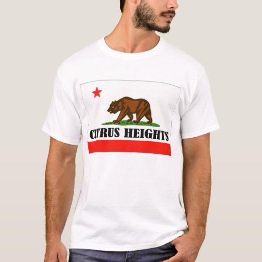 Citrus Heights, California -- T-Shirt