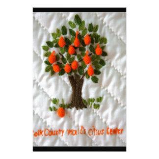 Citrus Leader Stationery