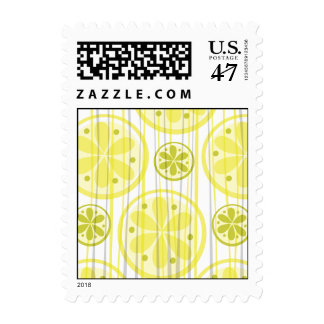 Citrus Lemon and Lime Stamp