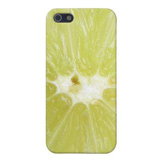 Citrus, Lemon Case For iPhone SE/5/5s