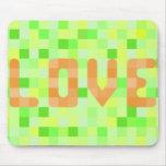 Citrus Love Mousemats