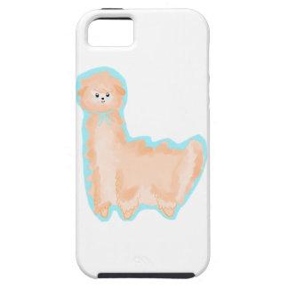Citrus Orange Alpaca iPhone 5 Covers