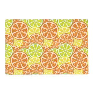Citrus Pattern 2 Placemat