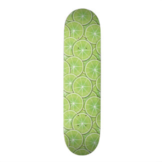 Citrus Pattern Skateboard
