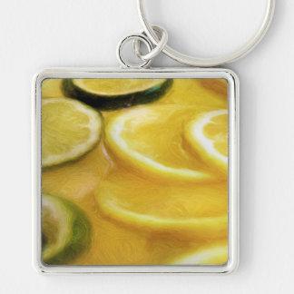 Citrus Punch Keychain