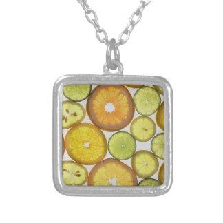 Citrus Slice Pendant