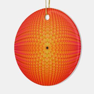 Citrus Sphere Ornament