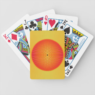 Citrus Sphere Playing Cards