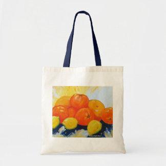 Citrus Splash II Tote Bag