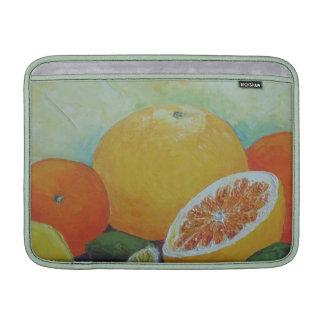 Citrus Splash MacBook Sleeve