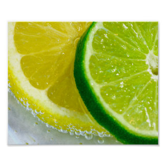 Citrus Squeeze Poster
