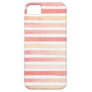 Citrus Striped iPhone Case iPhone 5 Case