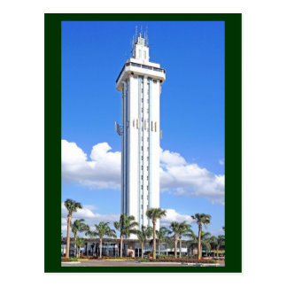 "Citrus Tower in Clermont Florida ""Gem of the Hills Postcard"