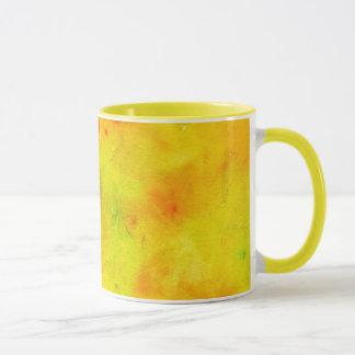 Citrus Watercolor Mug