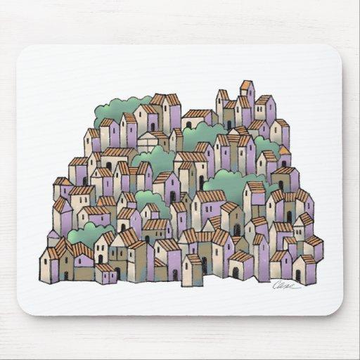 Citta Vecchia Mousepad Alfombrilla De Ratones