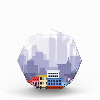 City Acrylic Award