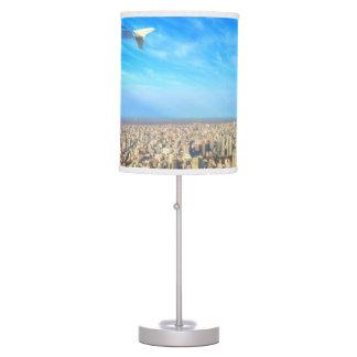 City airport Jorge Newbery AEP Desk Lamp