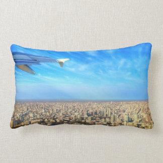 City airport Jorge Newbery AEP Lumbar Pillow