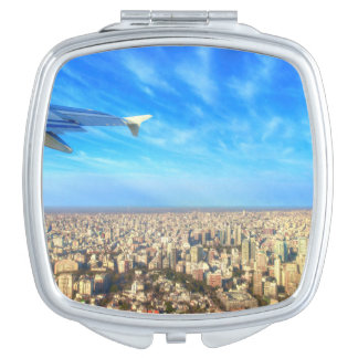 City airport Jorge Newbery AEP Mirror For Makeup