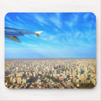 City airport Jorge Newbery AEP Mouse Pad