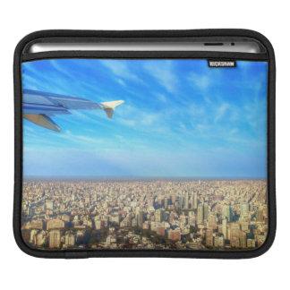 City airport Jorge Newbery AEP Sleeve For iPads
