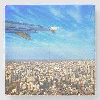 City airport Jorge Newbery AEP Stone Coaster