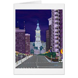 City Alight card
