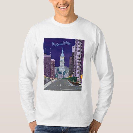 City Alight long-sleeved tee