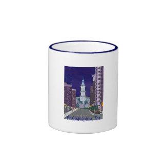 City Alight mug