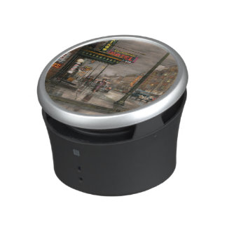 City - Amsterdam NY -  Call 666 for Taxi 1941 Bluetooth Speaker