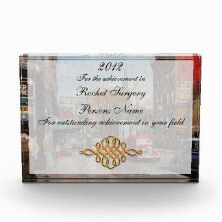 City - Amsterdam NY - Downtown Amsterdam 1941 Award