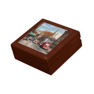 City - Amsterdam NY - Downtown Amsterdam 1941 Jewelry Box