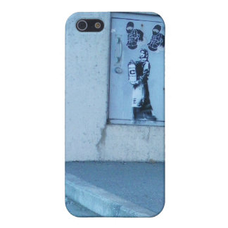 City Art Cover For iPhone 5/5S