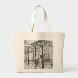 City Art Gallery Manchester. 2007 Large Tote Bag
