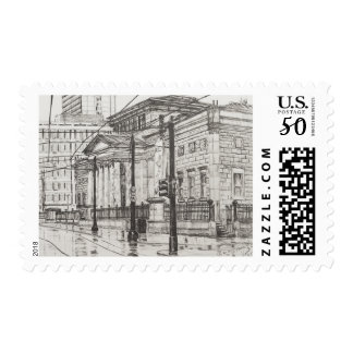 City Art Gallery Manchester. 2007 Postage