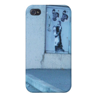 City Art iPhone 4/4S Cover