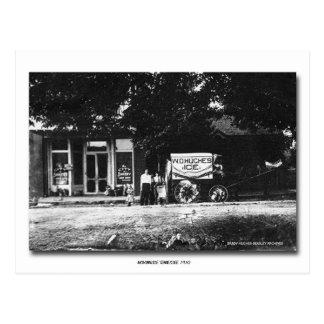 City Bakery, Main Street Postcard