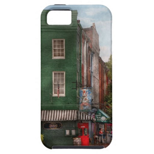 City - Baltimore, MD - Fells Point, MD - Bertha's  iPhone 5 Cases