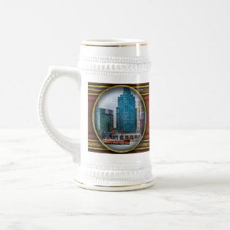 City - Baltimore MD - Harbor east 18 Oz Beer Stein